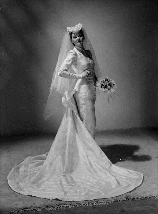 1940s Wedding Dresses Amp Gowns